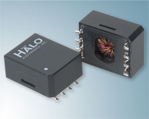 SMD isolation modules designed specifically for the Maxim MAX13253 push-pull driver