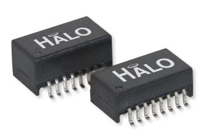HALO Ethernet discrete transformers
