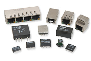 LAN, Telecom, DC/DC Converter Transformers | HALO Electronics